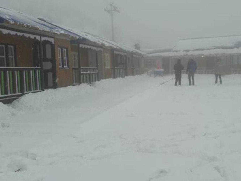 सुदूरपश्चिममा चौथो पटक हिमपात, जनजीवन प्रभावित