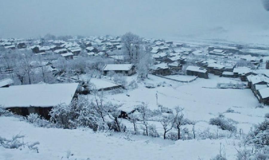 म्याग्दीमा सातौँ पटक हिमपात , हिमपातले उच्च पहाडी क्षेत्रका विकास योजना प्रभावित
