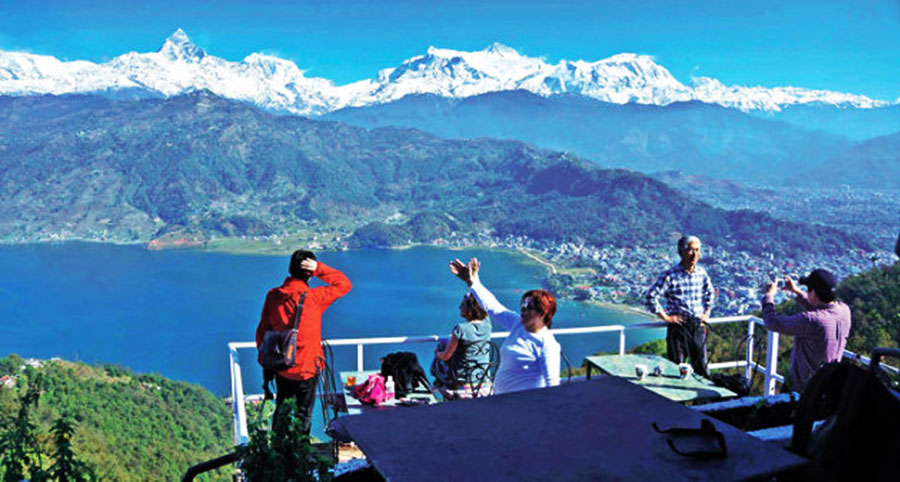 2.5 million foreign tourists to be brought to Nepal by 2025