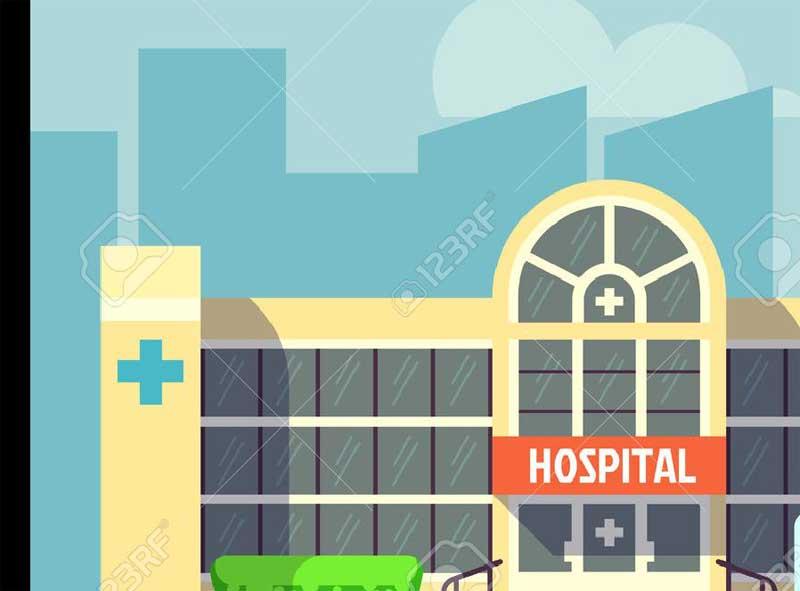 मंगलवारदेखि सिल गरिएको अस्पताल आजदेखि सञ्चालनमा