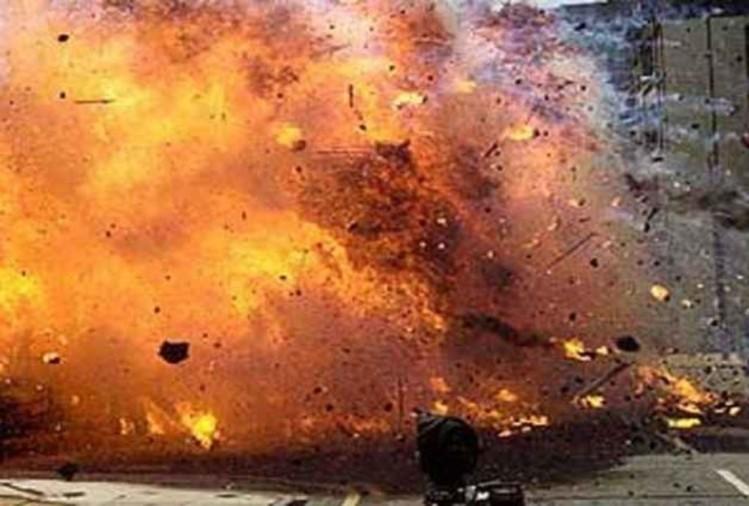 षडानन्द नगरपालिकामा बम विस्फोट