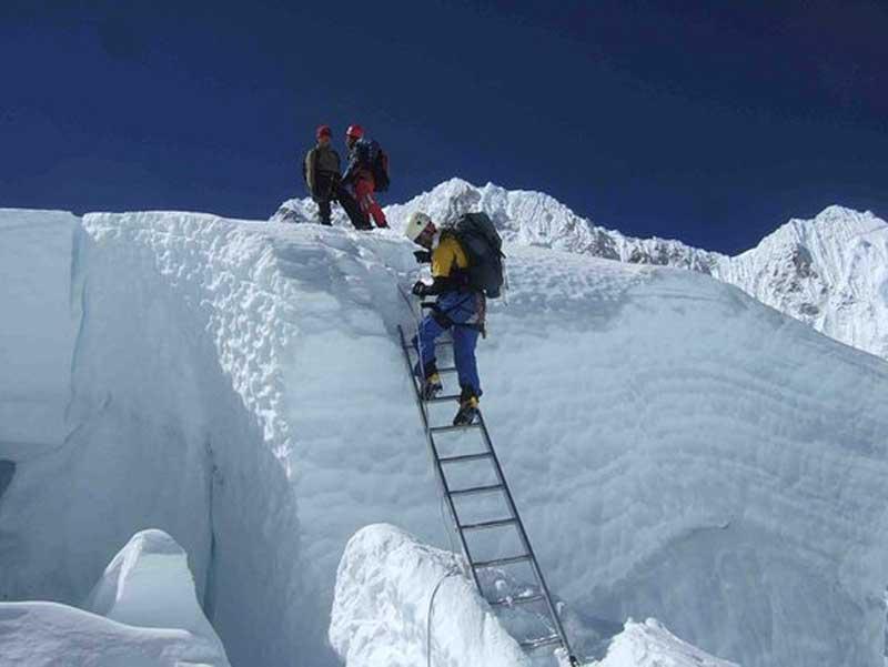 चक्रवातको कारण आजदेखि हावाहुरी र वर्षाको सम्भावना, पर्वतारोहीलाई सतर्कता अपनाउन आग्रह