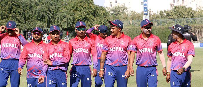 नेपाली क्रिकेटरको स्वाब संकलन गरियो, मुख्य प्रशिक्षकको टुङगो एक महिना भित्रै