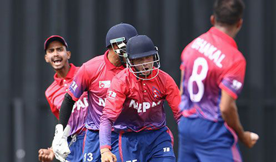 हङकङलाई हराउँदै नेपाल च्याम्पियन