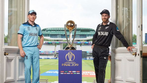 विश्वकप क्रिकेटको फाइनल आज : कसले हात पार्ला उपाधी ?