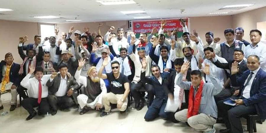 नेपाली संघीय समाज कतारको घोषणा