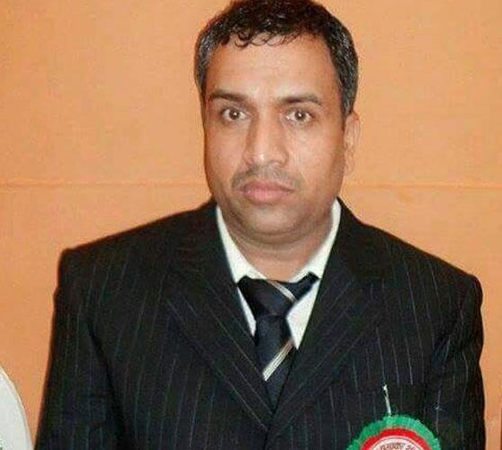नेपाली सहयोगी हातहरु युएईको अध्यक्षमा अध्यक्षमा राजु भुर्तेल