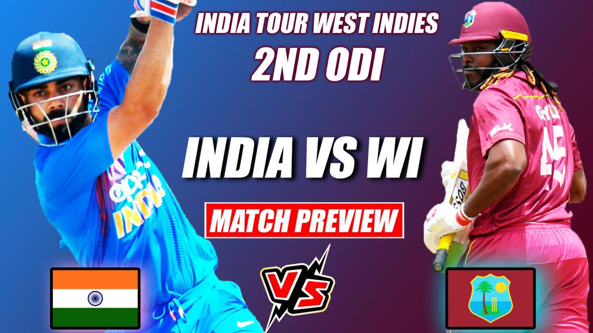 भारत बिरुद्ध वेस्टइंडीज, दोस्रो वनडे पूर्वावलोकन