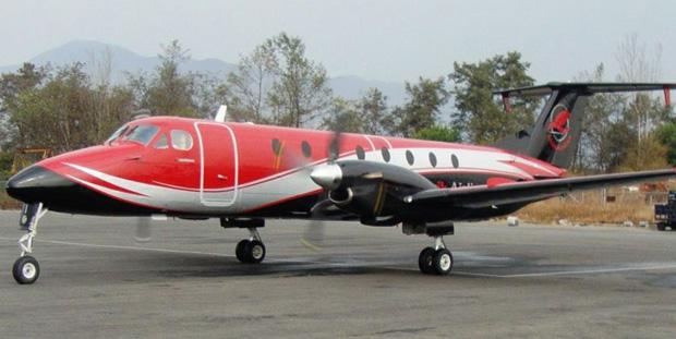 टरिगाउँमा  विमानस्थल सञ्चालन, दैनिक दुईवटा जहाज चल्ने