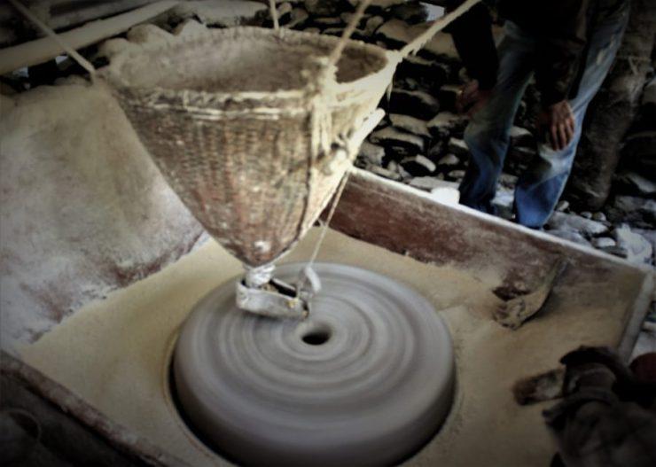 विद्युतीय मिलको बढ्दो प्रयोगसँगै पानीघट्ट लोप  हुँदै गए