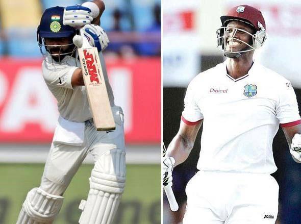 भारत र वेस्ट इण्डिजबीचको पहिलो टेस्ट आज