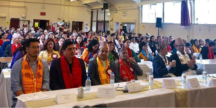 ६ बुँदे लन्डन घोषणापत्र जारी गर्दै अनेसासको सम्मेलन सम्पन्न