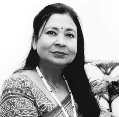वरिष्ठ अभिनेत्री शुभद्रा अधिकारीको निधन
