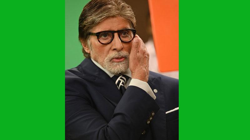 २०१८ को 'दादा साहब फाल्के अर्वाड' नायक अमिताभ वच्चनलाई