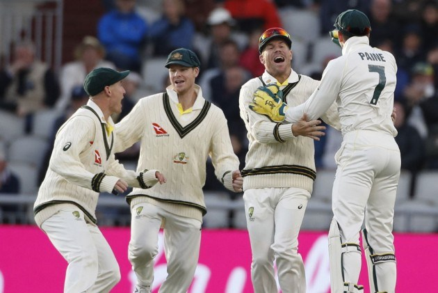 चौथो टेस्टमा अष्ट्रेलिया विजयी
