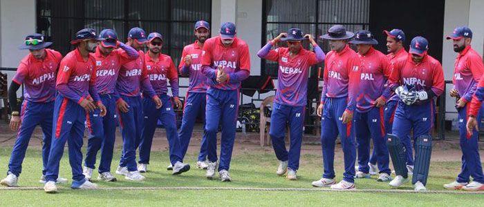 सिङ्गापुरमा हुने टी ट्वान्टी क्रिकेटका लागि नेपाली खेलाडी छनोट
