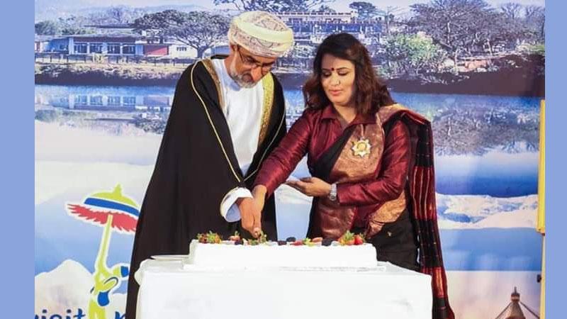 नेपाली संविधान दिवसको अवसरमा संगीतमय भयो ओमान