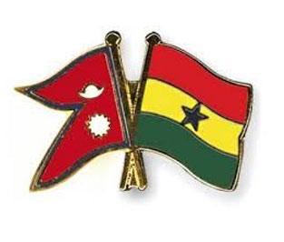 नेपाल र घानाबीच कूटनीतिक सम्बन्ध स्थापना