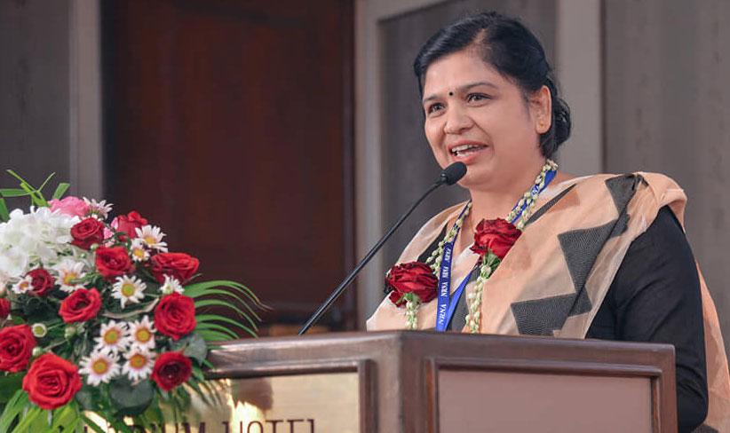 एनआरएनए एशिया प्यासेफिक सहसंयोजकमा कन्चन थापाको उम्मेदवारी