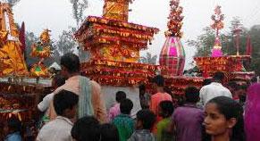 मुस्लिम र हिन्दू समुदायले आज मोहर्रम पर्व मनाउँदै