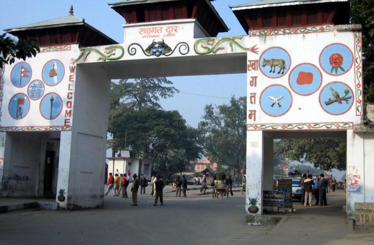 नेपाल–भारत सीमा नाका तीन दिन बन्द हुने
