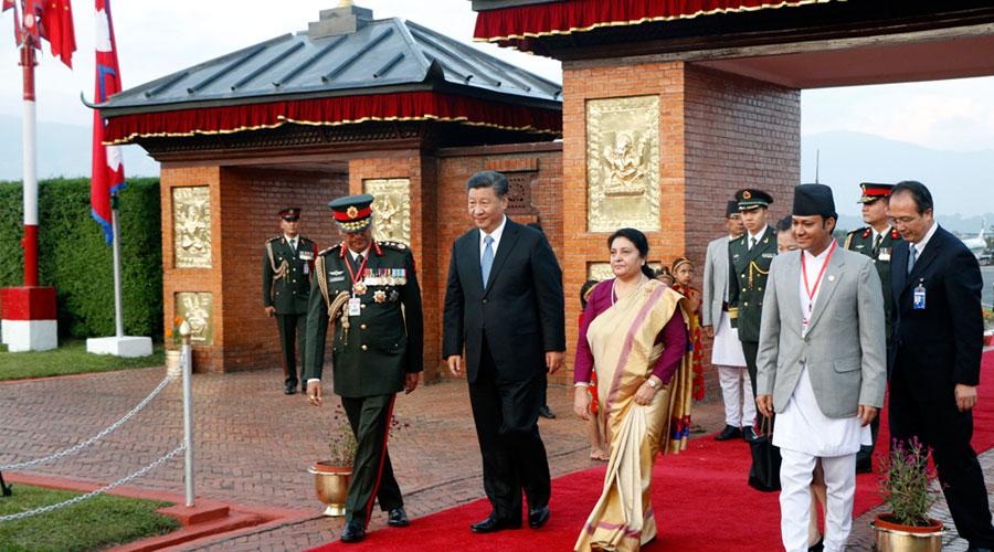 चिनिया राष्ट्रपति सीको नेपाल भ्रमण बारे कसले के लेखे ?