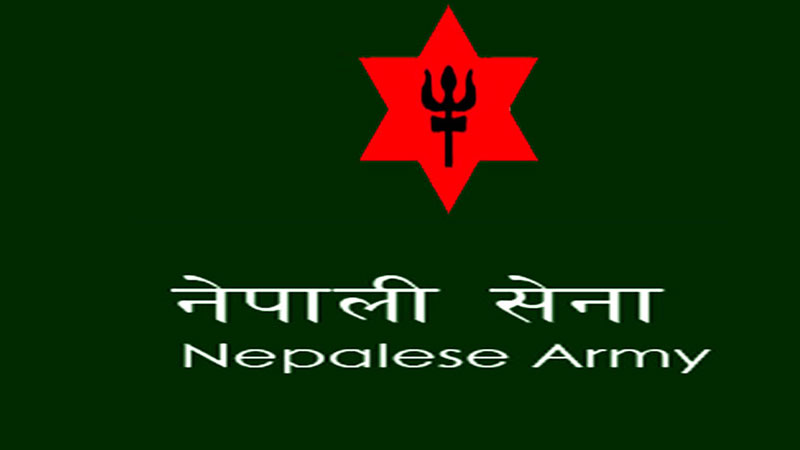नेपाली सेनाले माग्यो सिभिल कर्मचारी