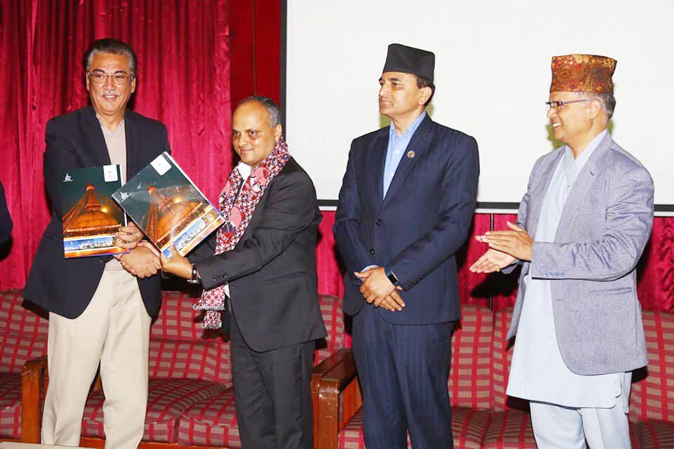 नेपाल भ्रमण वर्ष २०२० : एक एनआरनएन एक विदेशी साथी पठाउने समझदारी