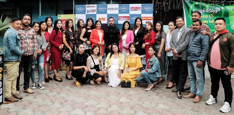 नेपालआईस मिस पुर्वाञ्चलको दसौं संस्करणको अडिसन सुरु