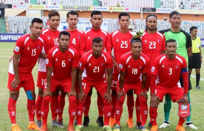 नेपाल फिफा वरियतामा ३ स्थान तल झरेको छ