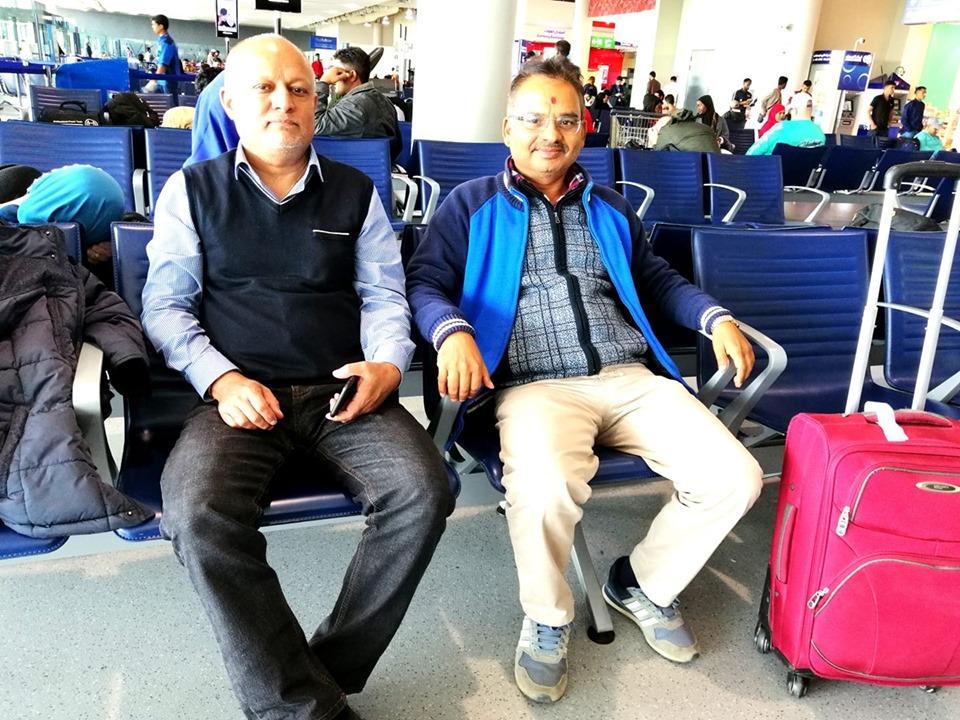 'म हारेर पनि खुसिले गदगद छु' – गोविन्दप्रसाद गौतम