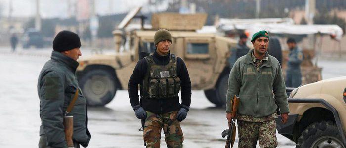 अफगानिस्तानको काबुल सैनिक केन्द्रमा ग्रिनेड आक्रमण