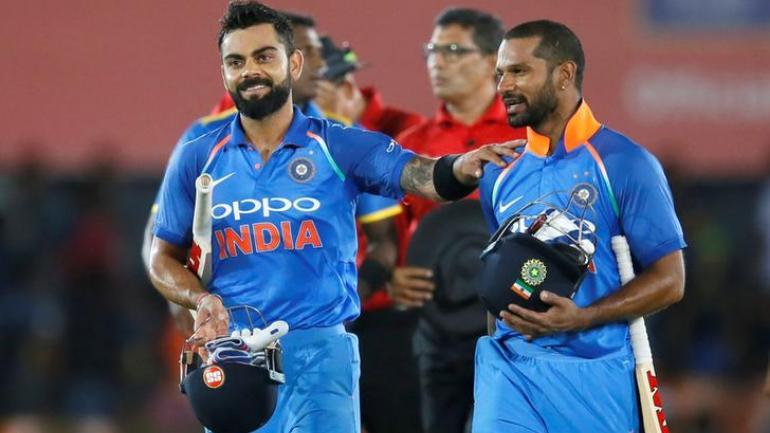 भारतका यी दिग्गज खेलाडी वेस्टइंडिज विरुद्धको टि–२० श्रृखलाबाट बाहिरीएका छन्