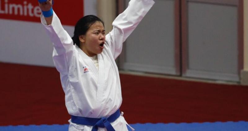 करातेमा नेपाललाई १० स्वर्ण पदक
