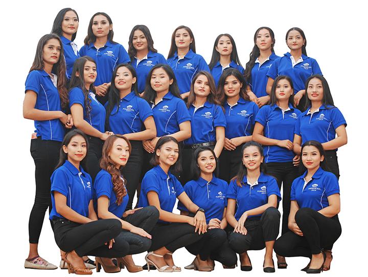 मिस पुर्वान्चलको नेपालआईस मिस मल्टिमेडिया