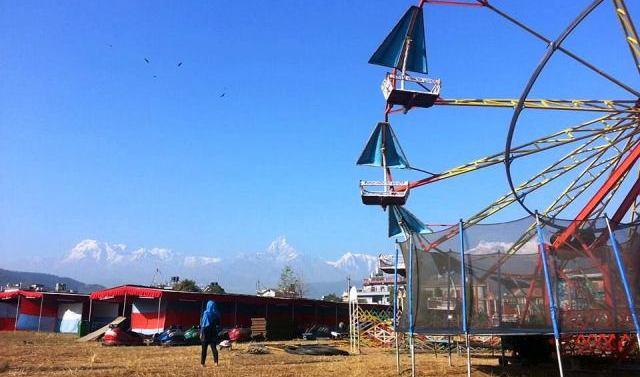 पोखरामा 'राष्ट्रिय औद्योगिक व्यापार मेला' गरिने