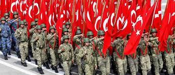 टर्की लिवियामा सेना पठाउन तयार