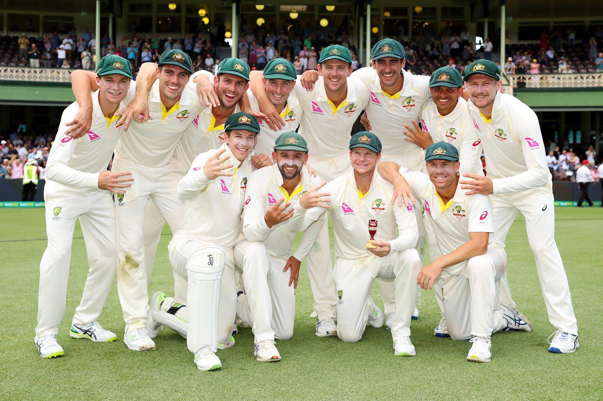 पाकिस्तान अष्ट्रेलियासँग अन्तिम टेस्टमा पनि पराजित