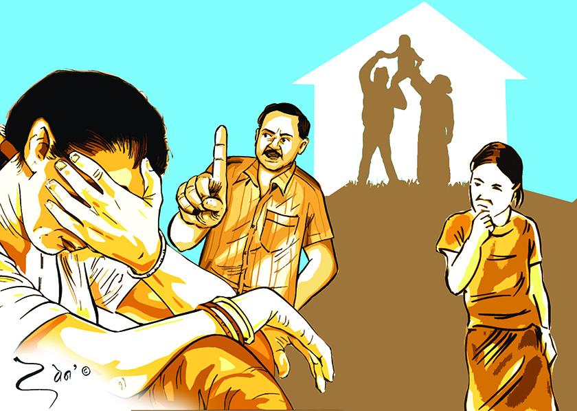 बाँकेमा लैङ्गिक हिंसाको तथ्याङ्क डरलाग्दो