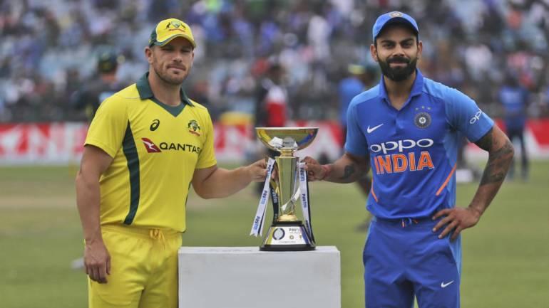 भारत विरुद्ध अष्ट्रेलिया, पहिलो ODI पूर्वावलोकन