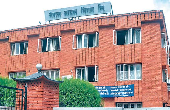 PCR test performed among Nepal Oil Corporation (NOC) staffers