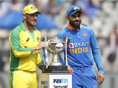 भारत र अष्ट्रेलिया बिचको तेस्रो तथा अन्तिम ODI आज, राहित शर्मा र शिखर धवन चोटिल
