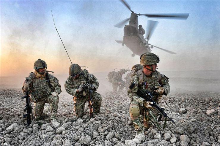 अफगानिस्तानमा १८ लडाकूको मृत्यु