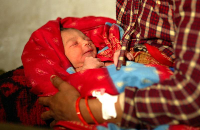 नवजात शिशु र सुत्केरी आमा जोगाउन विशेष तालीम