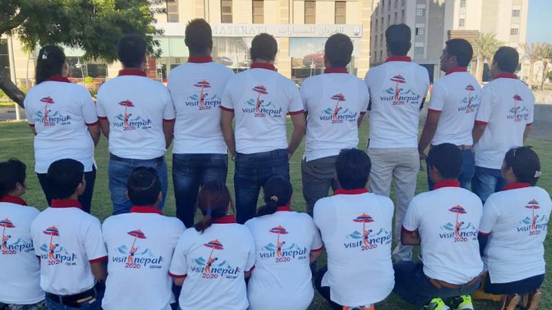 नेपाली एकता समाज ओमानद्धारा भिजिट २०२० नेपालको प्रचारसँगै बनभोज आयोजना