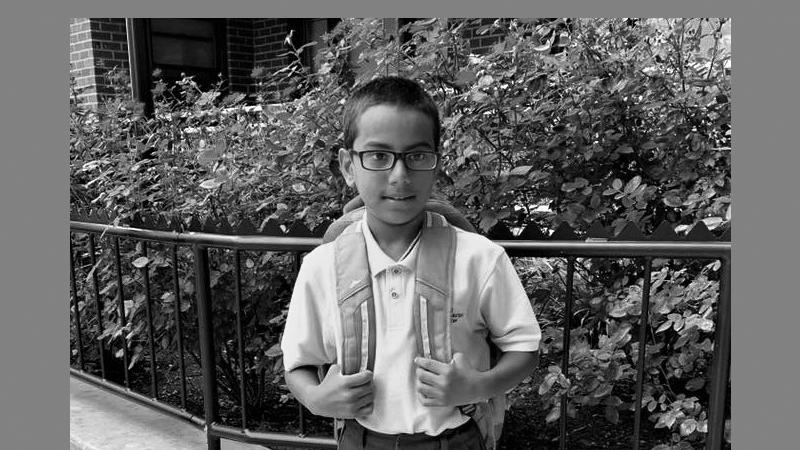 अमेरिकामा ट्रकको ठक्करबाट नेपाली बालकको मृत्यु