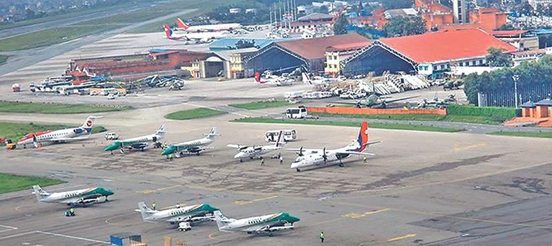पर्यटककको आवागमनको कमिसँगै हवाई क्षेत्रमा ८ अर्ब नोक्सानी