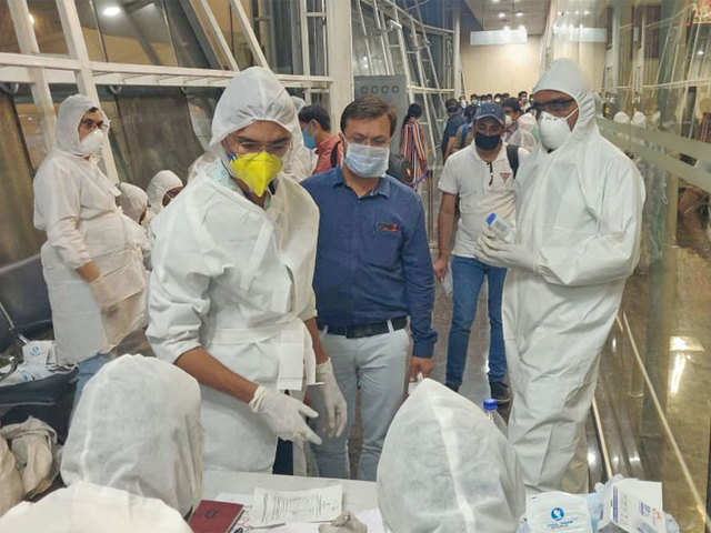 भारतमा कोरोना संक्रमितको संख्या ५२ लाख नाघ्यो, ८४ हजारको मृत्यु