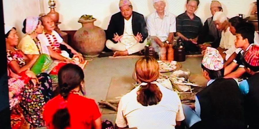 न्युहेम्पशायरमा नेपाली फिल्म 'रिसिम' प्रदर्शन