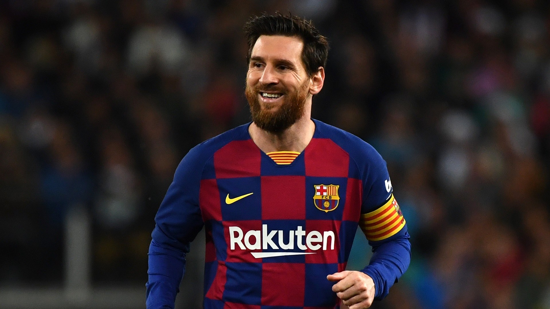 Messi returns to Barcelona training ground: AFP reporter